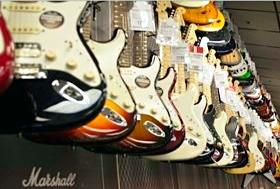 Guitar Doctor sells new, used and vintage guitars, bass, amps.